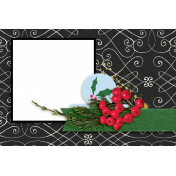 Christmas Day Quick Pocket 4x6 03b
