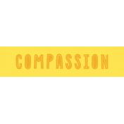 Tangible Hope Label Compassion