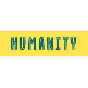 Tangible Hope Label Humanity