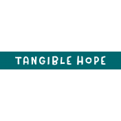 Tangible Hope Label Tangible Hope