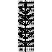 Tangible Hope Leaf Vintge Image