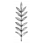 Tangible Hope Sticker Leaf
