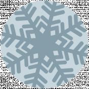 Winter Day Circle 3 Print