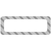 Winter Day Tag Template