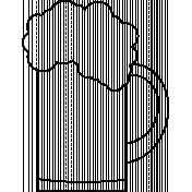 Beer Mug 1 Template