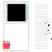 Layout Template 739
