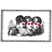 Heart Eyes Pocket Card 02 4x6