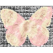 Heart Eyes Butterfly