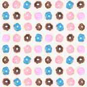 Donut Paper 1