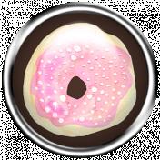 Donut Worry Flair 1