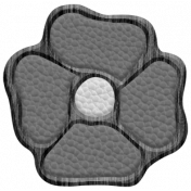 Spring Day Flower 6 Leather Template