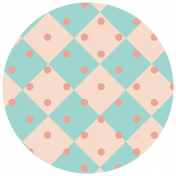 Pretty Things Print Kit- Print Circle 02