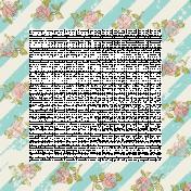 Pretty Things Print Kit- Print Frame 02