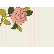 Pretty Things Print Kit- Print Journal Card 01