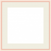 Pretty Things Print Kit- Print Frame 01