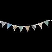 Coastal Print- Banner