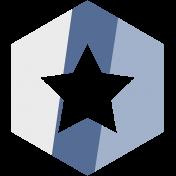 Spring Day Print Kit- Hexagon 1c