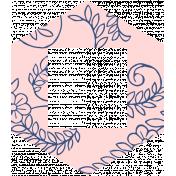 Spring Day Print Kit- Hexagon 1b
