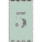 Spring Day Print Kit- Ticket 5
