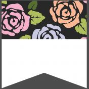 Unicorn Tea Party Print Kit- Scrap 2b