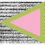 Unicorn Tea Party Print Kit - Triangle 3