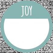 Coastal Print- Label Joy