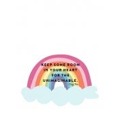 Unicorn Tea Party- Unicorn Card 02 3x4