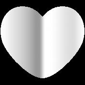Scraps Kit #3- Folded Heart
