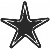 Scraps Kit #3- Star