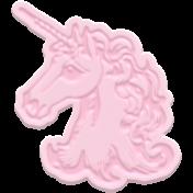 Scraps Kit #2- Rubber Unicorn 2