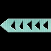 Scraps Kit #2- Rubber Arrows 2b