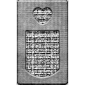 Scraps Kit #2- Metal Clip 1c