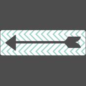 Scrap Kit #2- Print Kit- Arrow Scrap 1b