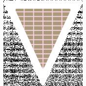 Scrap Kit #2- Print Kit- Triangle 3