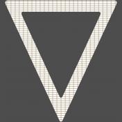 Scrap Kit #2- Print Kit- Triangle Outline 1