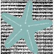 Coastal Print- Starfish