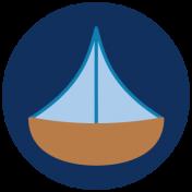 Oceanside Print- Circle 17