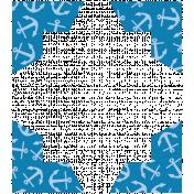 Oceanside Print- Corners- Anchors