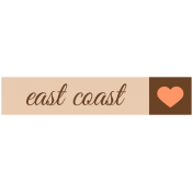 Oceanside Print- Label-East Coast