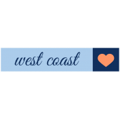 Oceanside Print- Label-West Coast