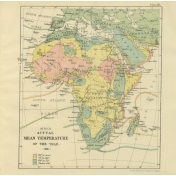 Ephemera African Map 2