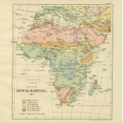 Ephemera African Map 3