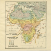 Ephemera African Map 4