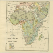 Ephemera African Map 5