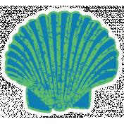 Oceanside Print- Shell 02