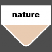 Oceanside Print- Tab- Nature