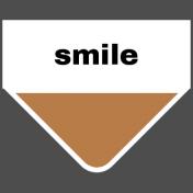 Oceanside Print- Tab- Smile