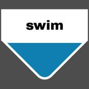 Oceanside Print- Tab- Swim
