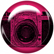 Kenya Flair 1 Camera Pink