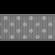 Medium Ribbon Template Polka Dots 03